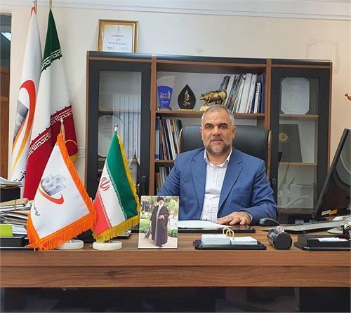 تقدیرنامه یک ستاره ی جایزه ملی تعالی سازمانی به شرکت توسعه فراگیر فولاد خوزستان اهدا شد