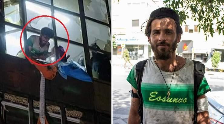 عنایت، پسر شجاع ایران