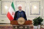 روحانی: آمریکا نه میتواند مذاکره را بر ما تحمیل کند و نه جنگ را/ ملت ایران شایسته تحریم نیست/جواب صلح جنگ نیست/ زندگی با تحریم سخت است اما سخت تر از آن زندگی بدون استقلال است//امروز زمان نه گفتن به زورگویی و قلدری است