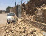 زمینلرزه ۵.۹ ریشتری مرز استانهای بوشهر و فارس را لرزاند / زلزله در خوزستان هم احساس شد / مردم در برخی از شهرها به خیابانها آمدند