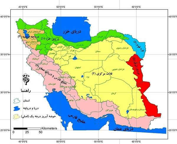 مدیران کل حوضه ۹ – خوزستان صفر