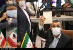 محمود احمدینژاد برای انتخابات ریاستجمهوری ثبتنام کرد/ اگر رد صلاحیت شوم نه انتخابات را تایید میکنم و نه رای میدهم